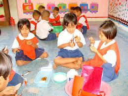 รายงานผลการจัดการเรียนการเรียนการสอนงานประดิษฐ์ กลุ่มสาระการเรีย