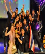 เด็กไทยเก่งคว้ารางวัลแข่งขัน หุ่นยนต์โลก