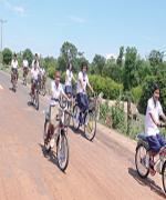 โครงการ จักรยานเพื่อน้อง ราคาน้อยแต่สูงค่าต่ออนาคต