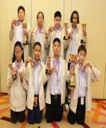 นร.ประถมไทยสุดเจ๋งคว้า 8 ทองคณิตศาสตร์โอลิมปิกที่ฮ่องกง