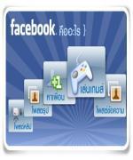 วิธีการใช้งาน facebook ขอบคุณข้อมูลจาก www.kapook.com