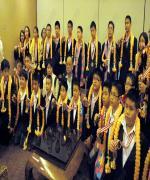 ทัพนักเรียนไทยที่สร้างชื่อ คว้า 9 เหรียญทองคณิตศาสตร์นานาชาติ กลับถึงไทยแล้ว
