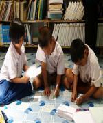 ตัดงบฯ สร้างห้องสมุดโรงเรียน