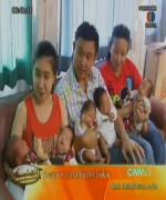 เคสแรกในไทย! คลอดลูกแฝด 6 ตั้งชื่อตามยี่ห้อรถ