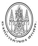 รับสมัครการสรรหา ผอ.องค์การค้าของ สกสค ถึง 31 ก.ค. 55