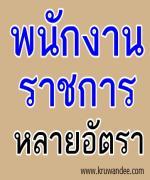 โรงเรียนราชประชานุเคราะห์ 28 ยโสธร รับสมัครพนักงานราชการ