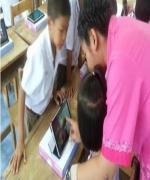 ผลวิจัยแท็บเล็ต ม.1 เบื้องต้นพบกระตุ้นการเรียนรู้ เด็กใช้นานเกินชั่วโมงบ่นปวดตา-ทำนิ้วล็อก