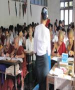 รัฐบาลพม่าเตรียมให้เงิน 3 พันล้านจั๊ต ช่วยเหลือโรงเรียนวัดทั่วประเทศ
