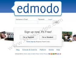 คู่มือ การใช้งานโปรแกรม edmodo