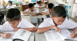"""""""จาตุรนต์"""" เร่งแก้ปัญหาเด็กอ่อนภาษาไทยเป็นนโยบายเร่งด่วน"""