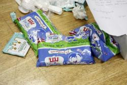 นมโรงเรียนทำพิษ เด็กนักเรียนจู๊ดจู๊ด หามส่งรพ.วุ่น