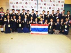 เด็กไทยสุดเจ๋งคว้า 11 เหรียญทอง แข่งขันคณิต-วิทยาศาสตร์โอลิมปิก