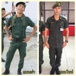 นรด.ผุดไอเดีย เปลี่ยนเครื่องแบบชุดนักศึกษาวิชาทหารใหม่ ต้นแบบจากสหรัฐฯ