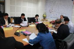 การประชุม อ.ก.ค.ศ. วิสามัญ เกี่ยวกับการเสริมสร้างประสิทธิภาพในการปฏิบัติราชการของข้าราชการครูและบุคลากรทางการศึกษา ครั้งที่ 2/2557