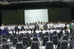 โรงเรียนเทพบดินทร์วิทยาเชียงใหม่ คว้ารางวัล ชนะเลิศอันดับ 3 ในการแข่งขัน UNEP DHI Eco Challenge 2014 ระดับโลก