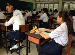 สอบแกต-แพต ครั้งที่ 2/2557 วันแรกไร้ทุจริต