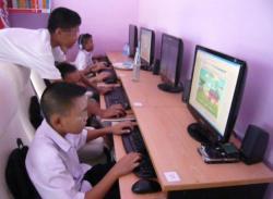ชีวิตเด็กไทยเสื่อมเสพติดเทคโนโลยีมากเกินไป