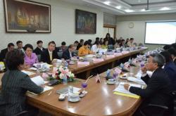 ผลการประชุมผู้บริหารองค์กรหลัก 20/2557
