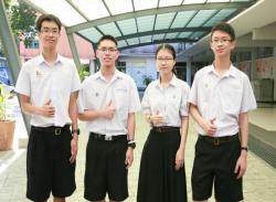 เด็กไทยคว้า2ทอง2เงินชีวะโอลิมปิก