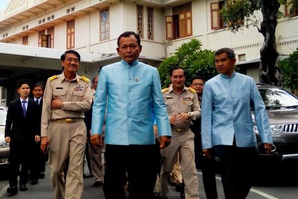 ข่าวสำนักงานรัฐมนตรี 276/2558 รมว.ศธ.และ รมช.ศธ.เข้ารับตำแหน่ง