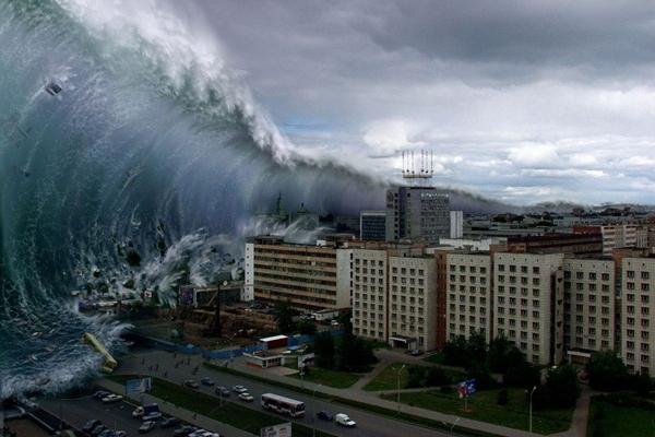 """นักวิทย์เตือนโลกอาจเผชิญ """"เมกะสึนามิ"""" คลื่นยักษ์ระดับทำลายล้าง"""
