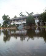 เปิดวิทยาลัย-ร.ร.เอกชน ช่วยน้ำท่วม