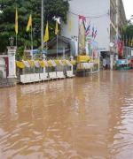 น้ำทะลักสถานศึกษาเจ๊ง1.4พันล้าน