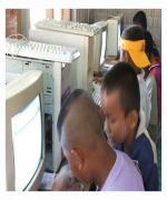 เด็กไทยติดเน็ตงอมส่งผลโรค RSI พุ่ง